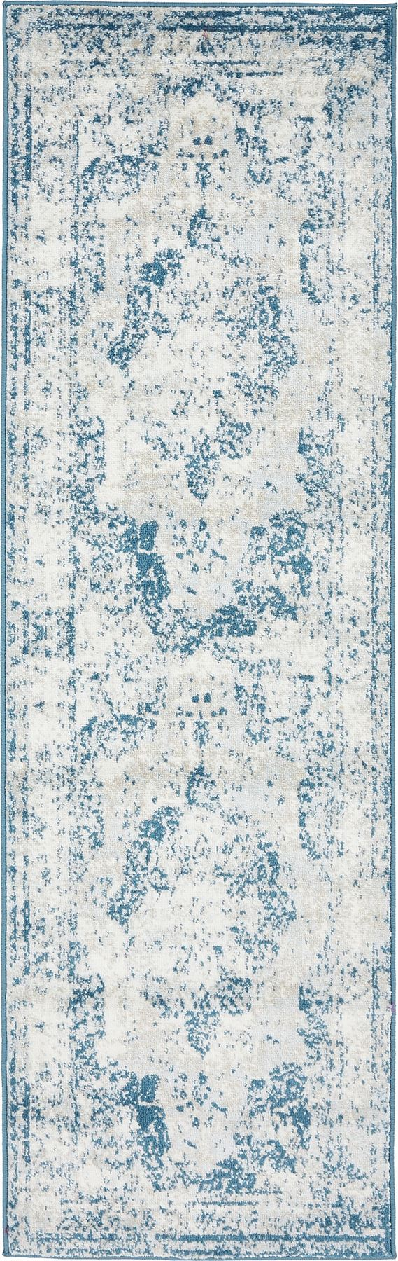 Traditional-Inspired-Persian-Faded-Transitional-Area-Rug-Multi-Color-ALL-SIZES thumbnail 16