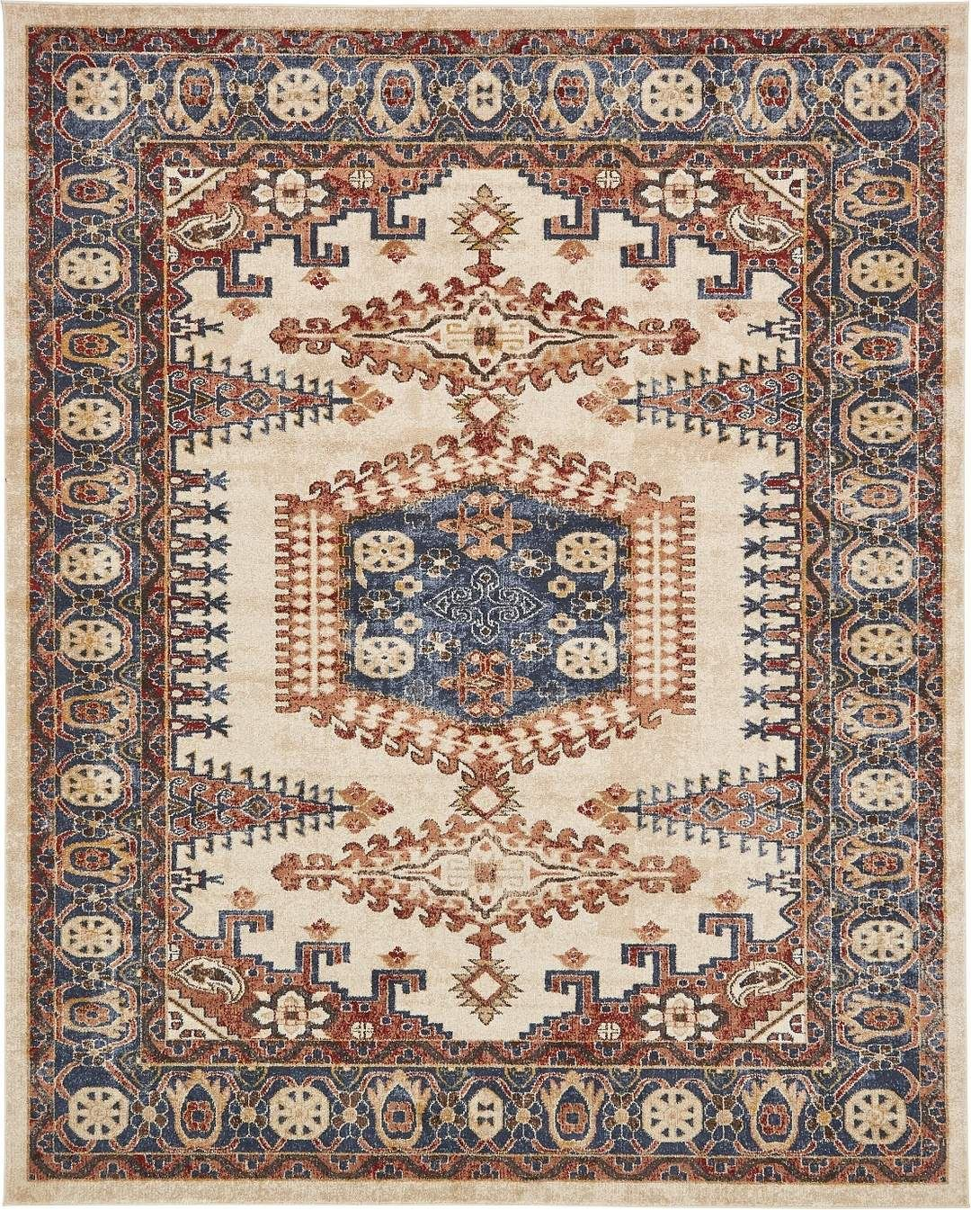 Traditional Oriental Area Rug by A2 Z Rug