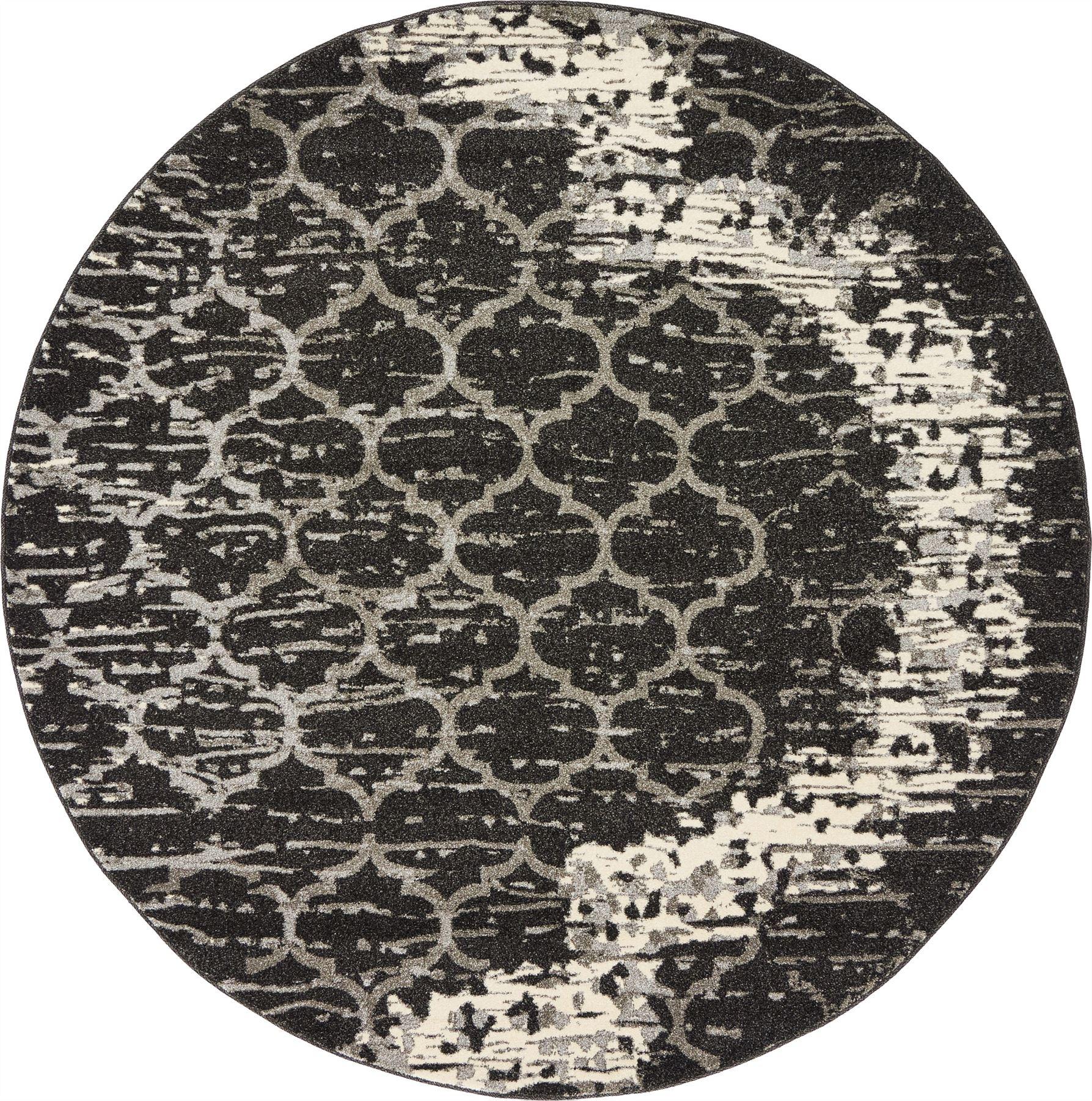 Modern Trellis Moroccan Style Design Area Rug Large Soft