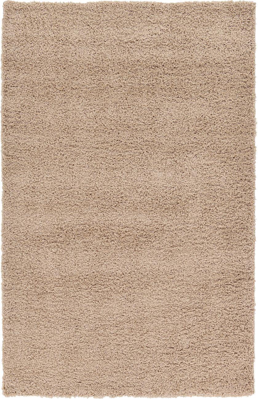 soft modern thick shaggy rug 5cm contemporary fluffy 60x100cm