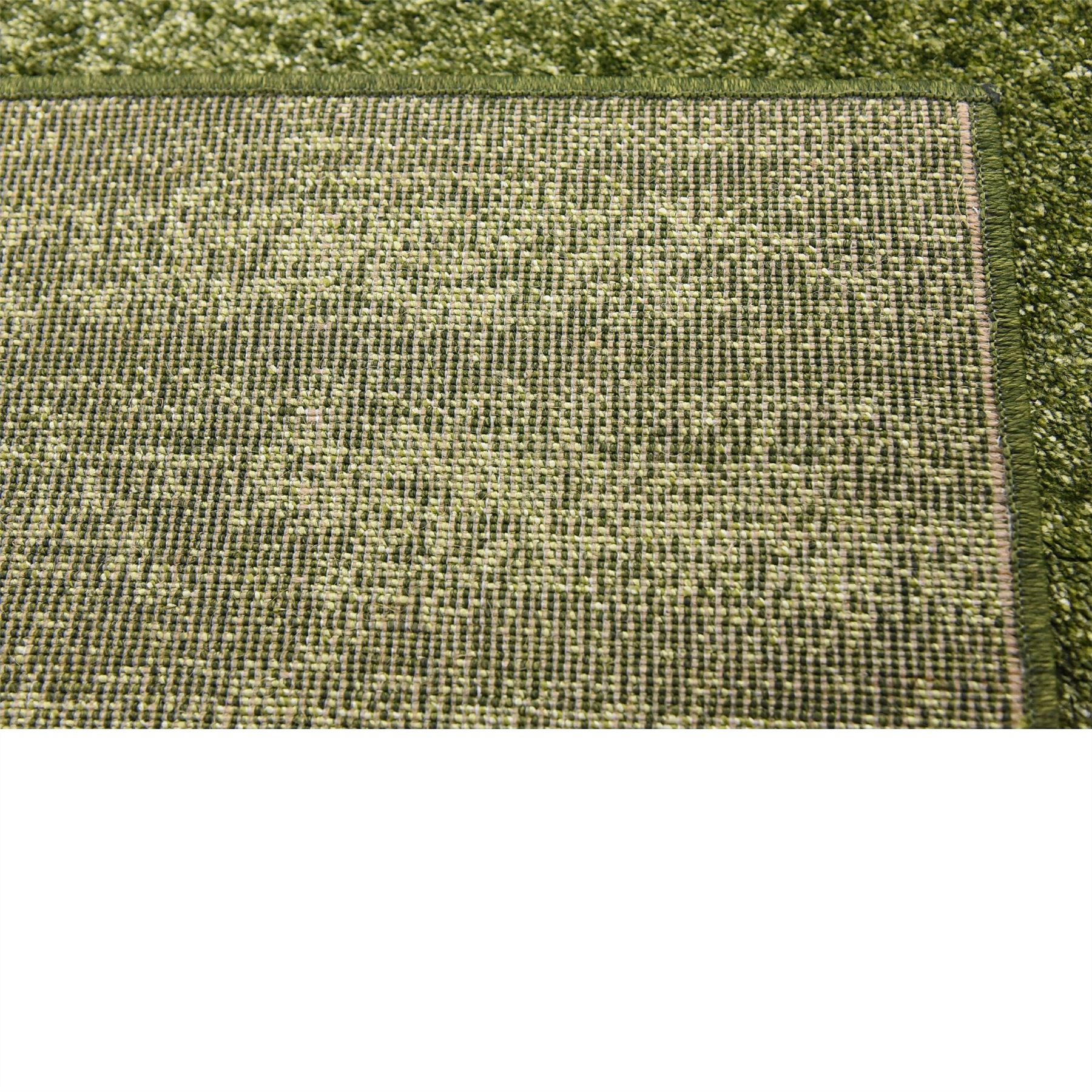 Modern Multi Colors Area Rug Solid Plain Contemporary Shag ... - photo#15