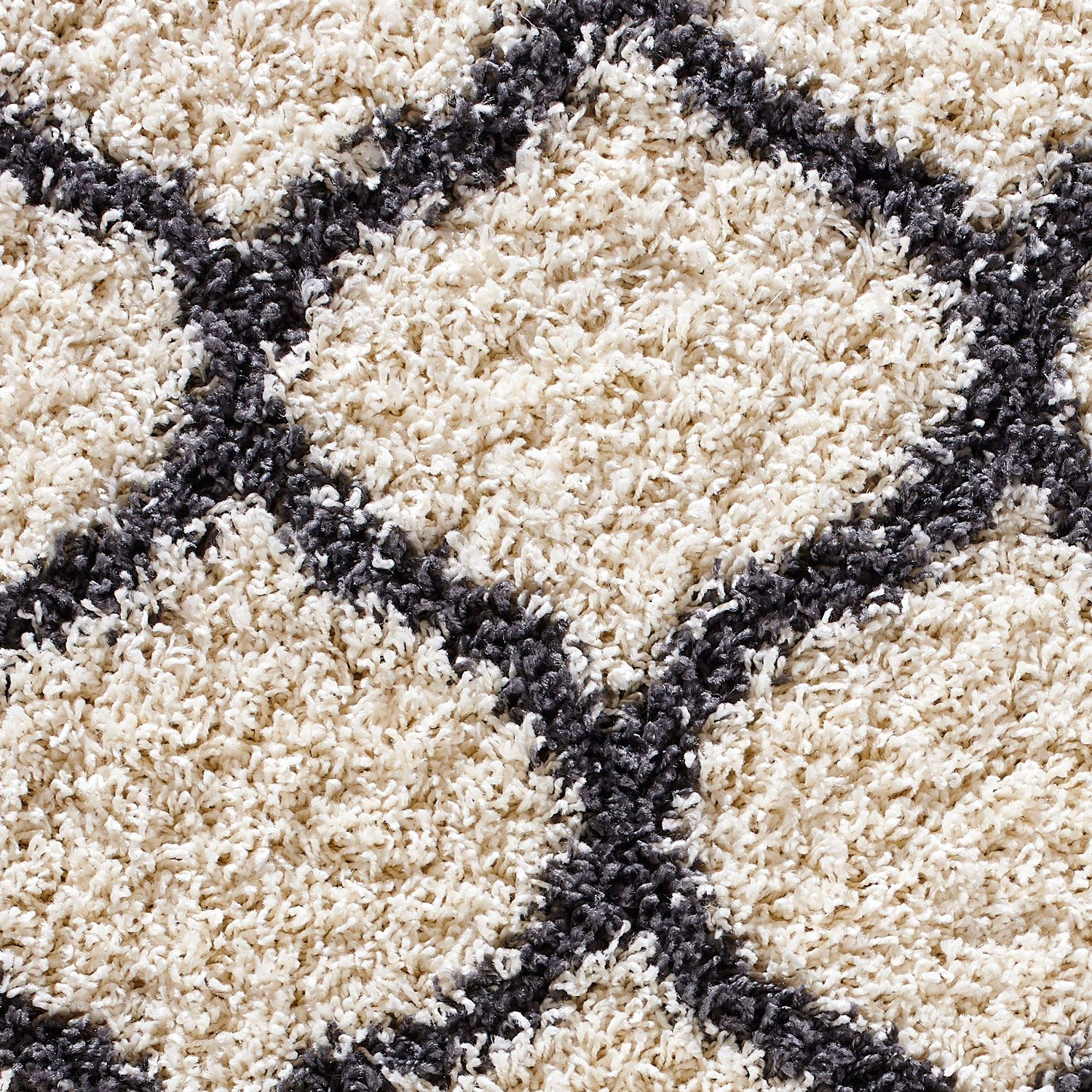 Dense-Pile-Trellis-Bedroom-Carpets-Thick-Shaggy-Rugs-Modern-Coloured-Pattern-Mat thumbnail 16