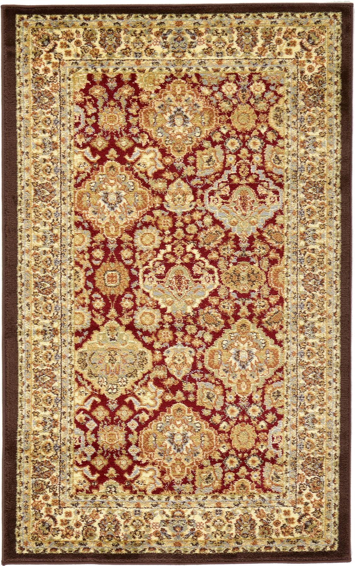 Traditional Rug Persian Oriental Area Carpet Classic