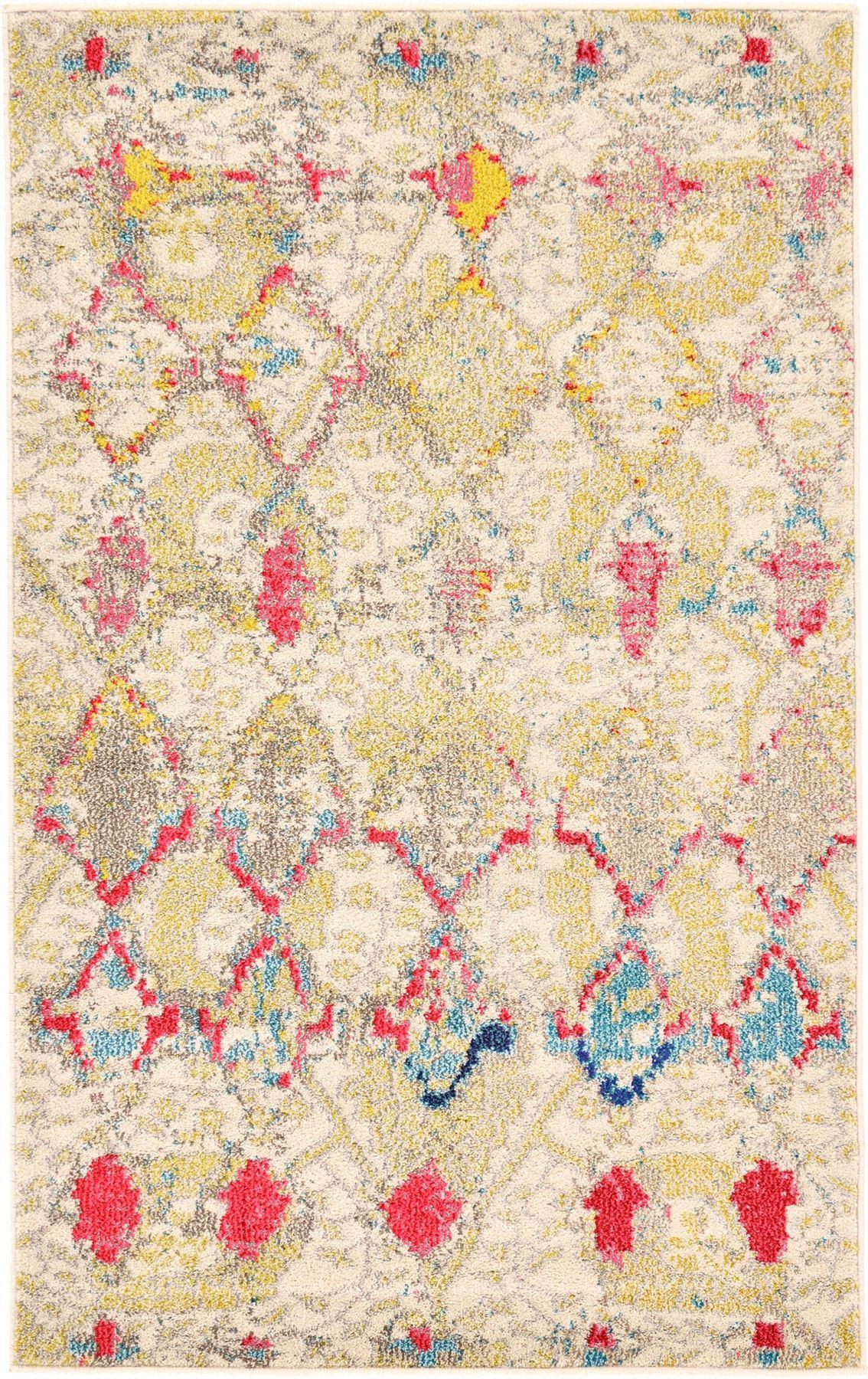 Fringeless Floor Rug Area Carpet Over Dyed Catpets Modern