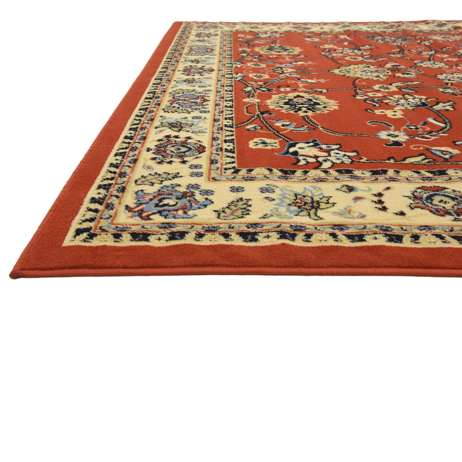 Traditional Oriental Area Rug Persian Style Carpet Runner In