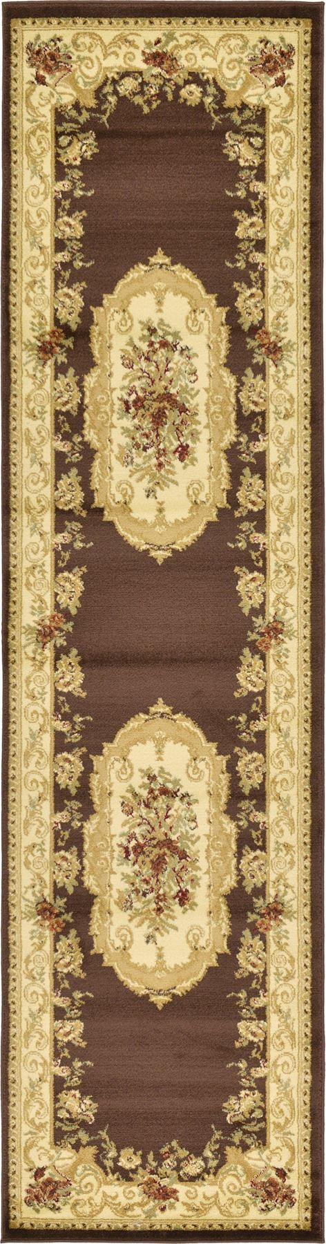 Oriental-Large-Area-Rug-Square-Traditional-Country-Round-Carpet-Medallion-Small thumbnail 18