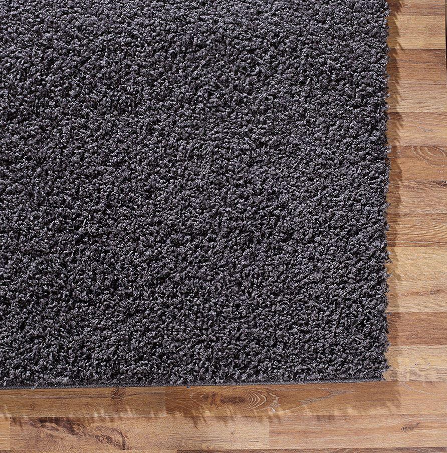 Soft Thick Shaggy Area Rug Fluffy 200x290 Cm Carpet Modern