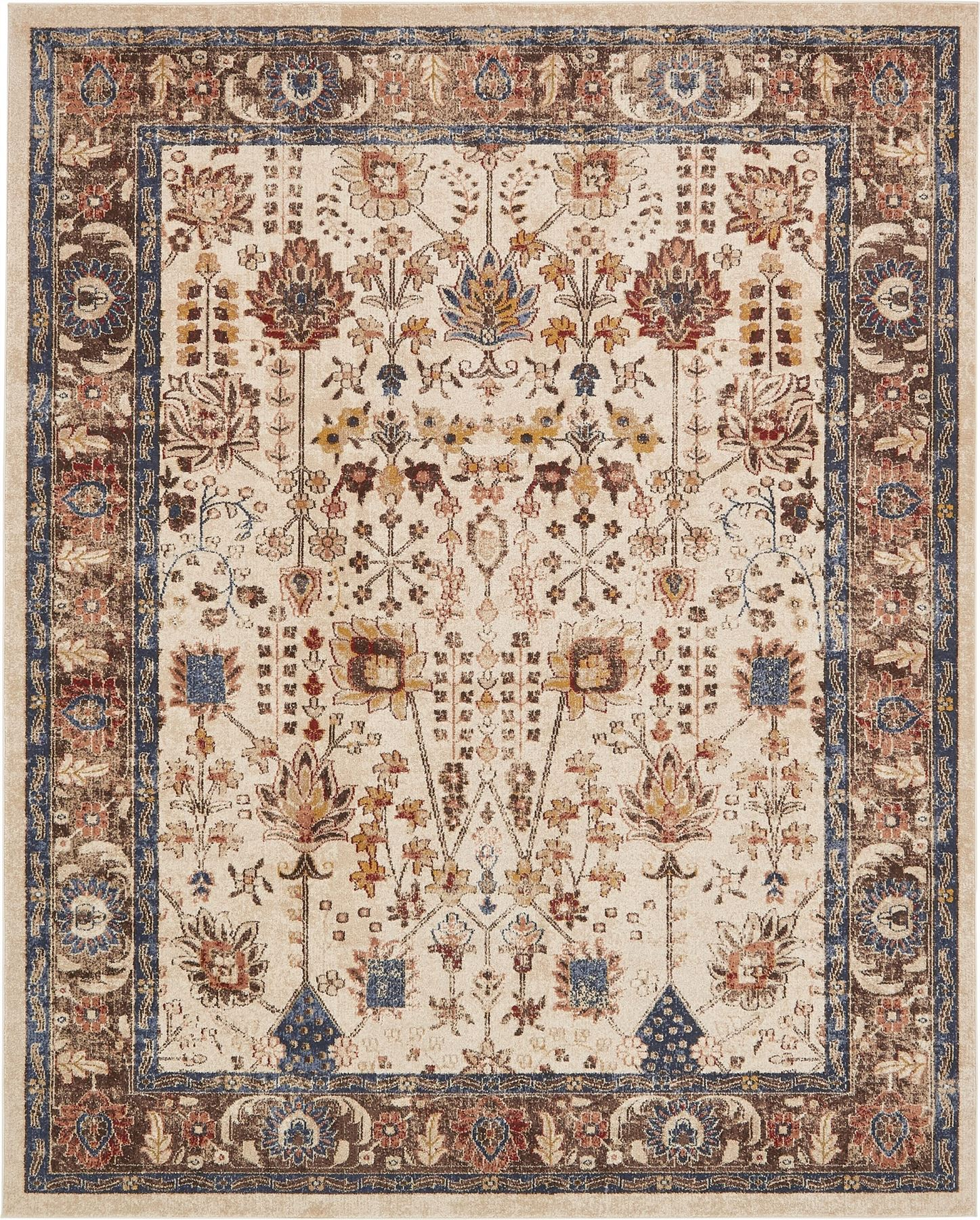 Modern Rugs Vintage: Fringeless Traditional Rug Overdyed Vintage Carpet Floor