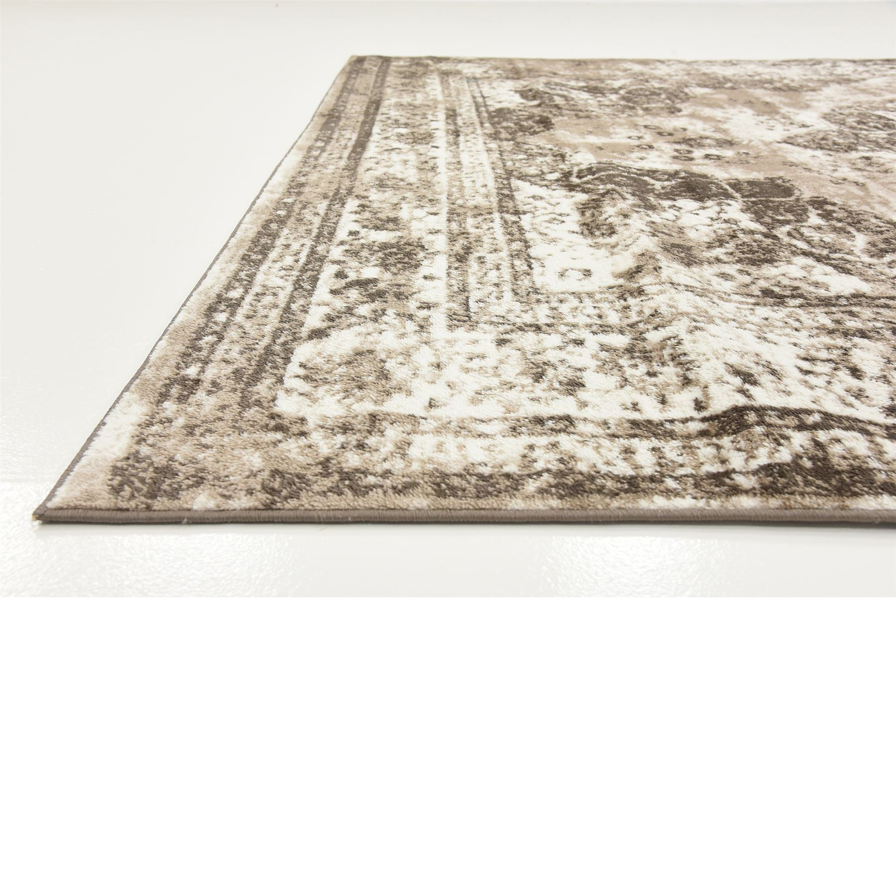 Traditional-Inspired-Persian-Faded-Transitional-Area-Rug-Multi-Color-ALL-SIZES thumbnail 30