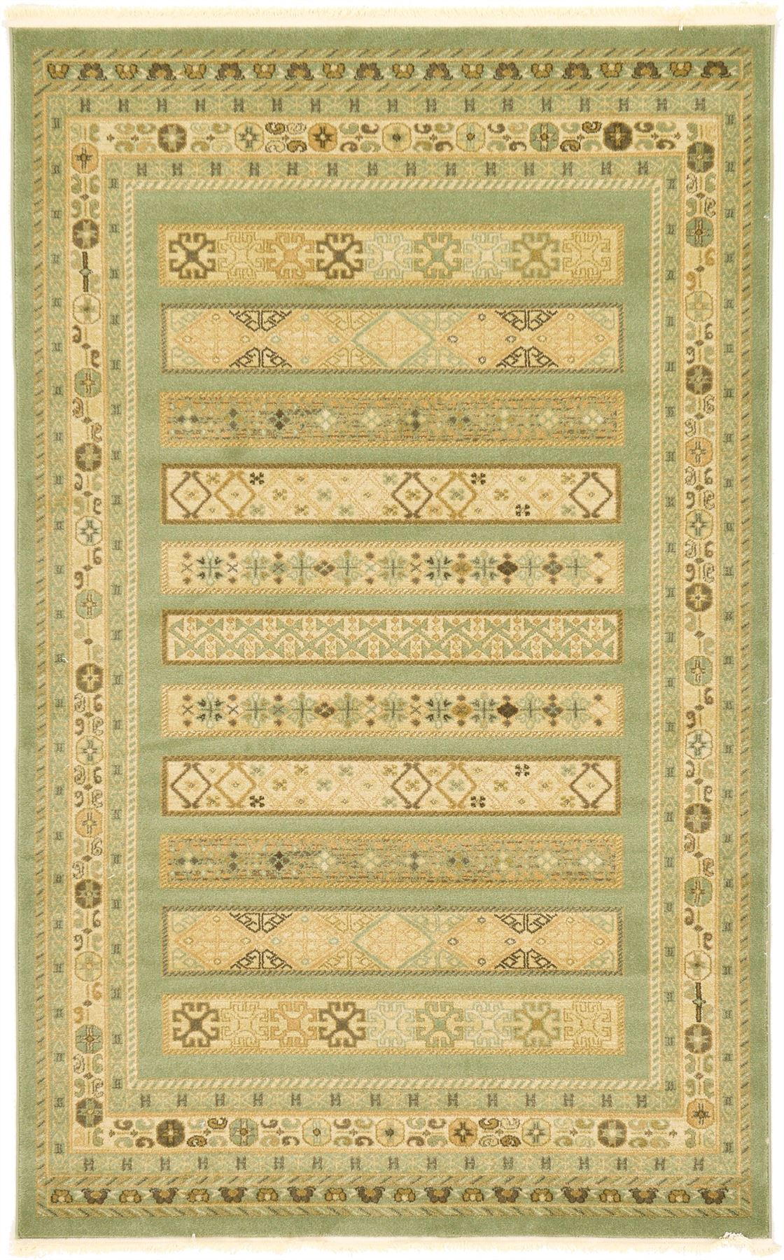 Nomad Oriental Design Traditional Area Rug Moroccan Style