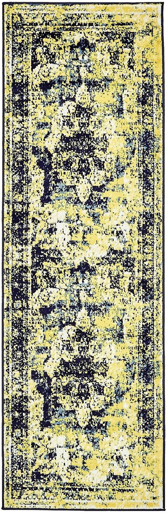 Traditional-Inspired-Persian-Faded-Transitional-Area-Rug-Multi-Color-ALL-SIZES thumbnail 38