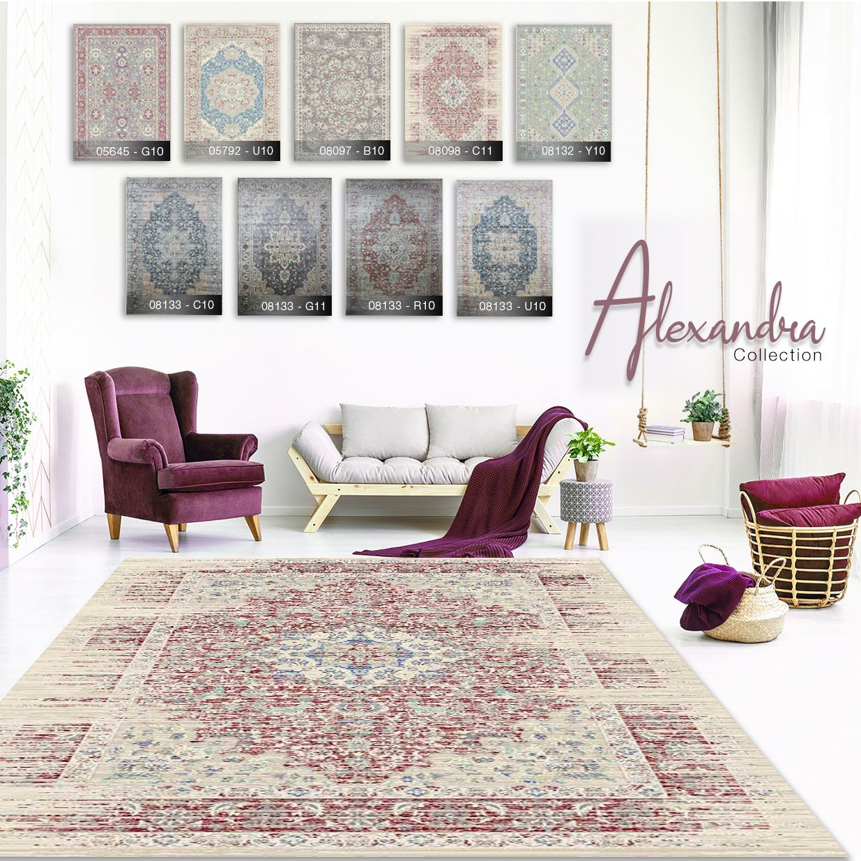 Details About A2z Rug Large Medium Traditional Living Room Floor Rugs Boho Berber Style Carpet