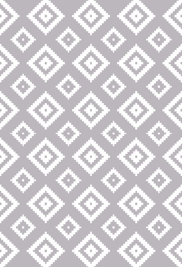A2Z-Grande-Nero-Bianco-Grigio-Rug-contrasto-Aztec-Diamond-Moderno-Alla-Moda-tappeto-pedane miniatura 7