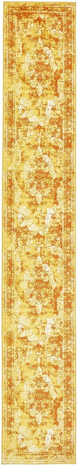 Traditional-Inspired-Persian-Faded-Transitional-Area-Rug-Multi-Color-ALL-SIZES thumbnail 44