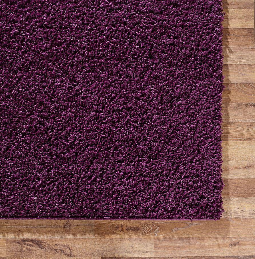 A2z Rug Thick 5cm Pile Shaggy Modern Living Room Carpet