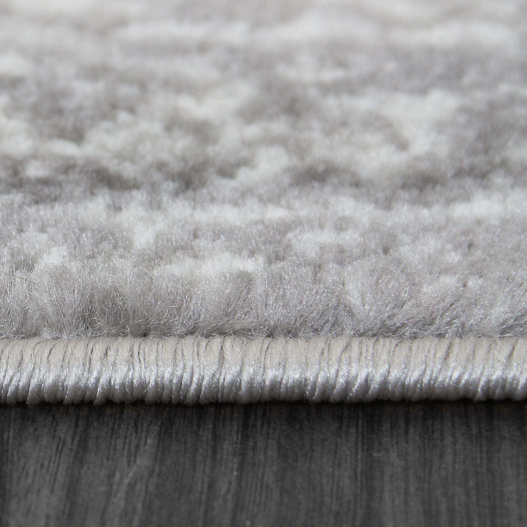 Large-Grey-Living-Room-Rugs-Medallion-Design-New-Classic-Modern-Hallway-Runners thumbnail 11