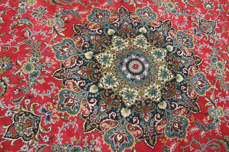 Persian Traditional Vintage Large 9 7 X 13 2 Area Rugs