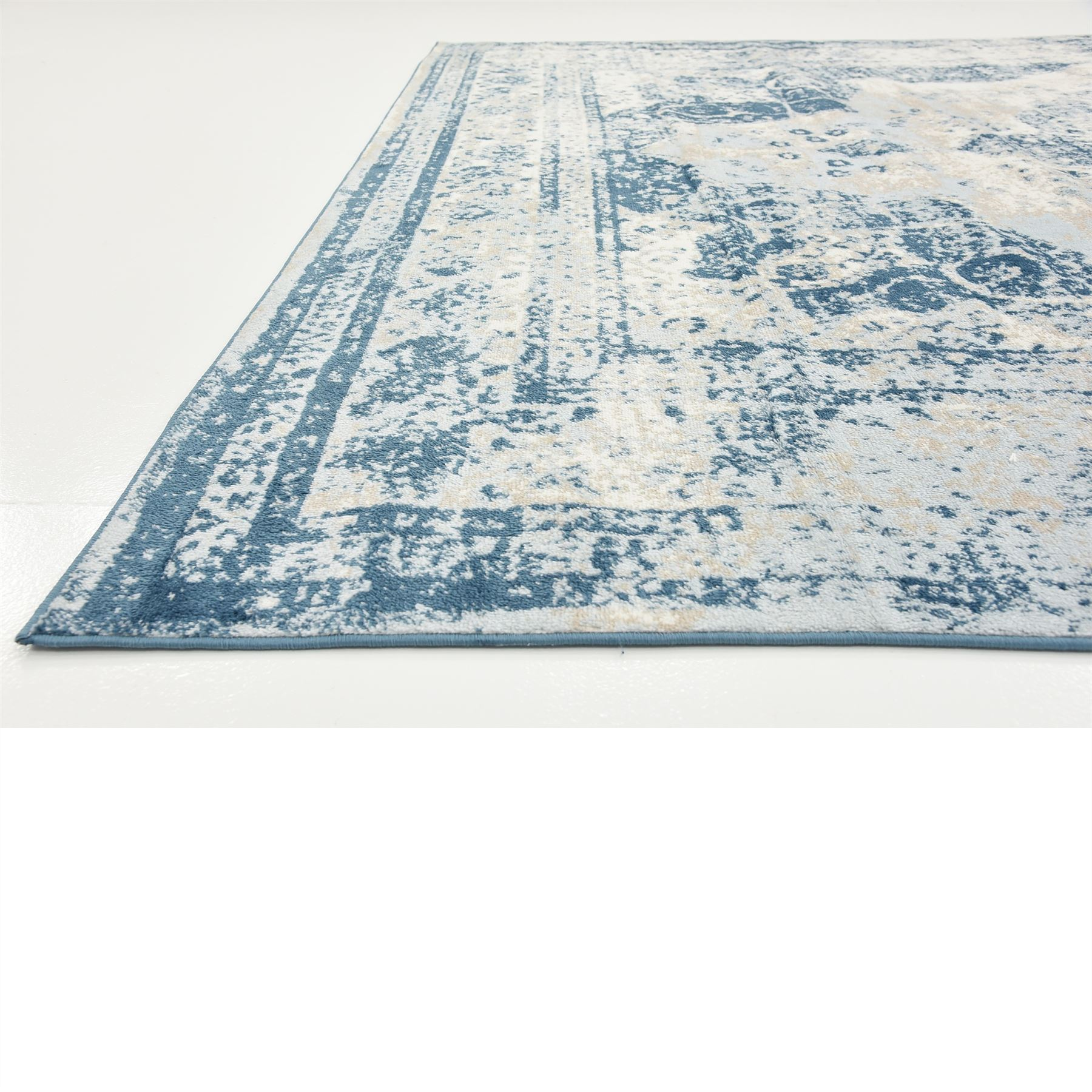 Traditional-Inspired-Persian-Faded-Transitional-Area-Rug-Multi-Color-ALL-SIZES thumbnail 15