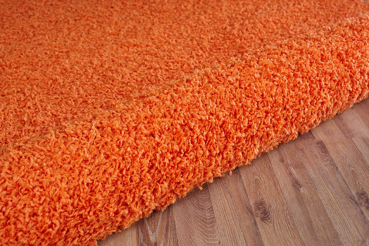 Soft modern thick shaggy rug contemporary 5cm 160x230 cm - Tappeto 160x230 ...