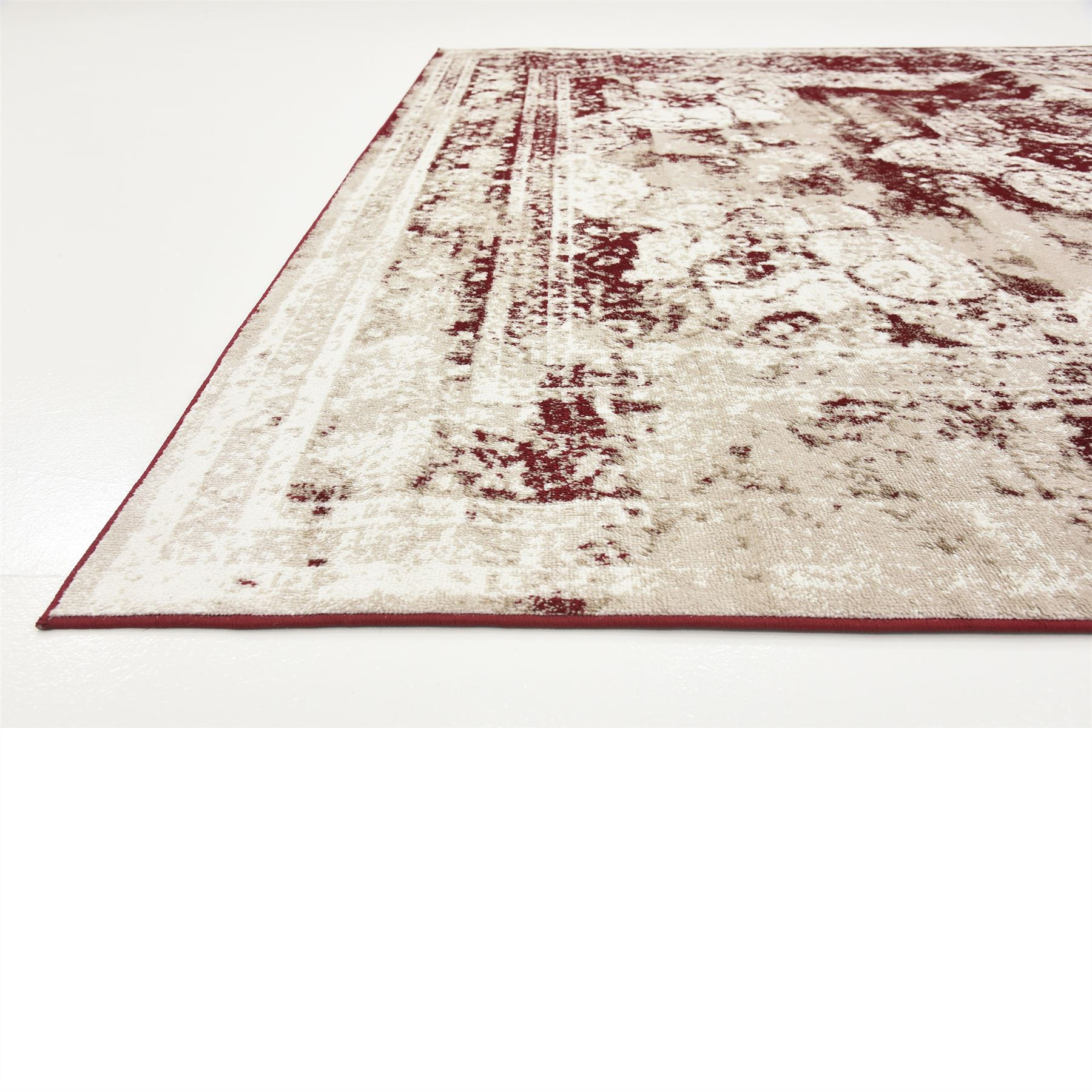 Traditional-Inspired-Persian-Faded-Transitional-Area-Rug-Multi-Color-ALL-SIZES thumbnail 19