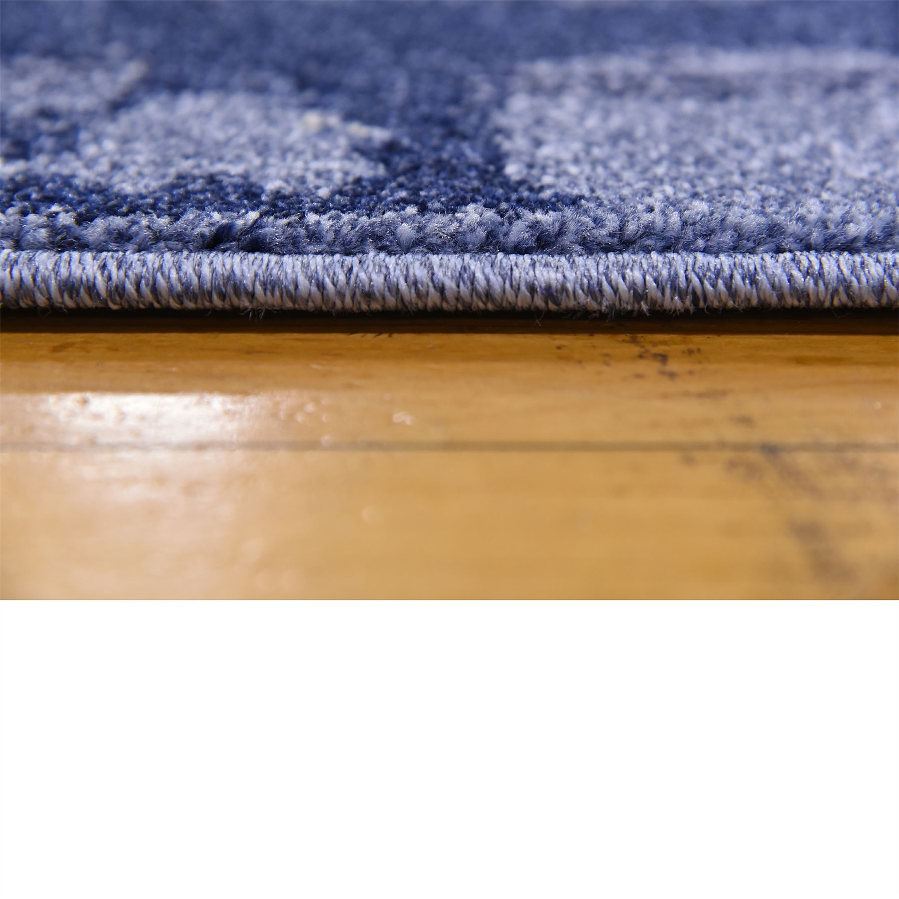 Persian Design Carpet Faded Vintage Style Area Rug