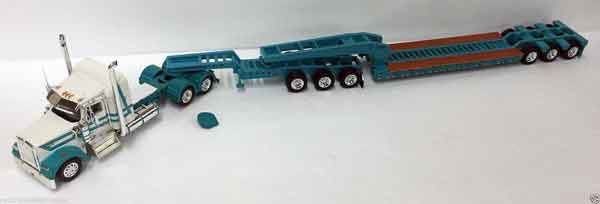 TONKIN 1/53 SCALE KENWORTH W900L MODEL | BN | 500036