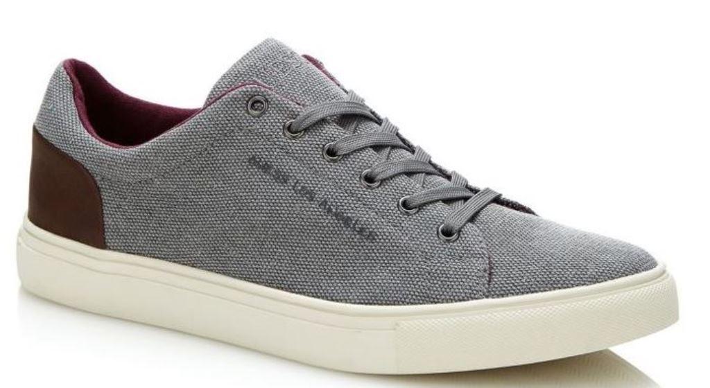 LUISS - Sneaker low - grey Z0ndHAH
