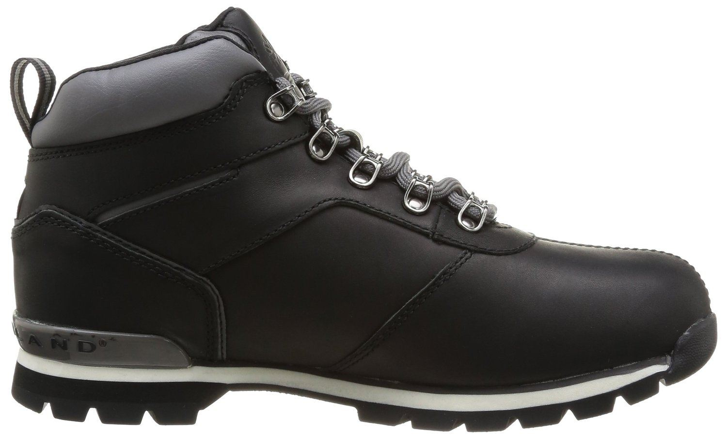 SPLITROCK 2 HIKER BLack MEN'S LEATHER BOOT