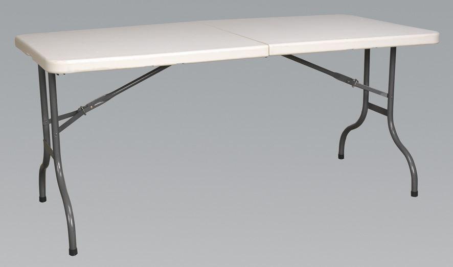 Sealey GL86 Portable Folding Table 1.8mtr