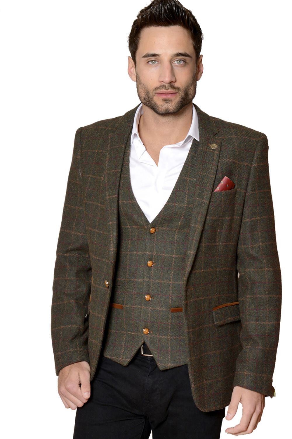 See our range of Mens Tweed Jackets for sale. Modern slim-fit tweed jackets, classic Harris Tweed blazers, stylish checked & herringbone jackets & more. Buy a mens tweed jacket, for effortless style that works as well with jeans as it does in a three piece suit.