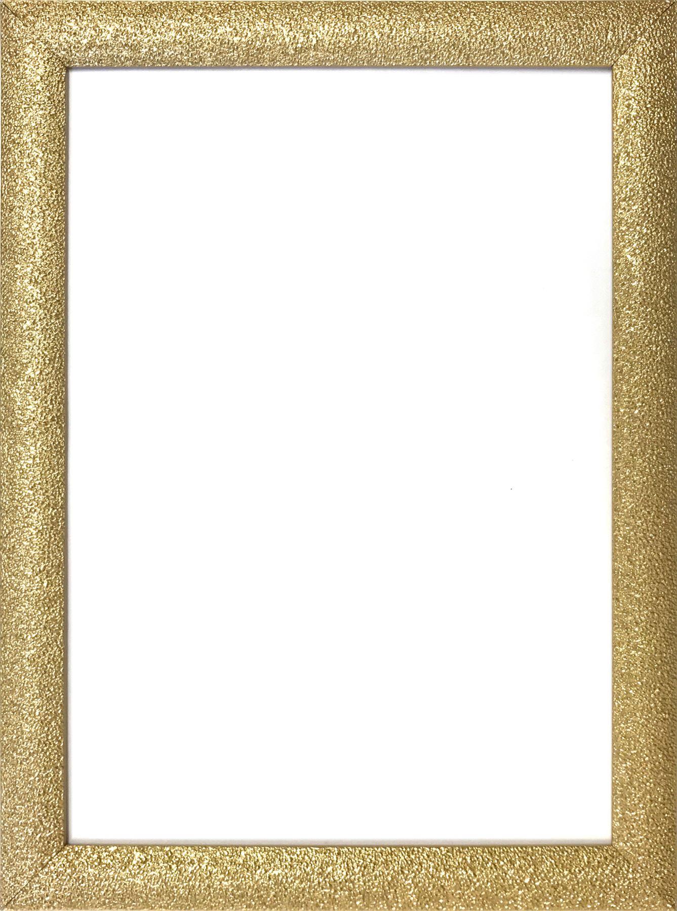 New Glitter Sparkle Dazzle Stardust Picture Frame Photo Frame Silver ...
