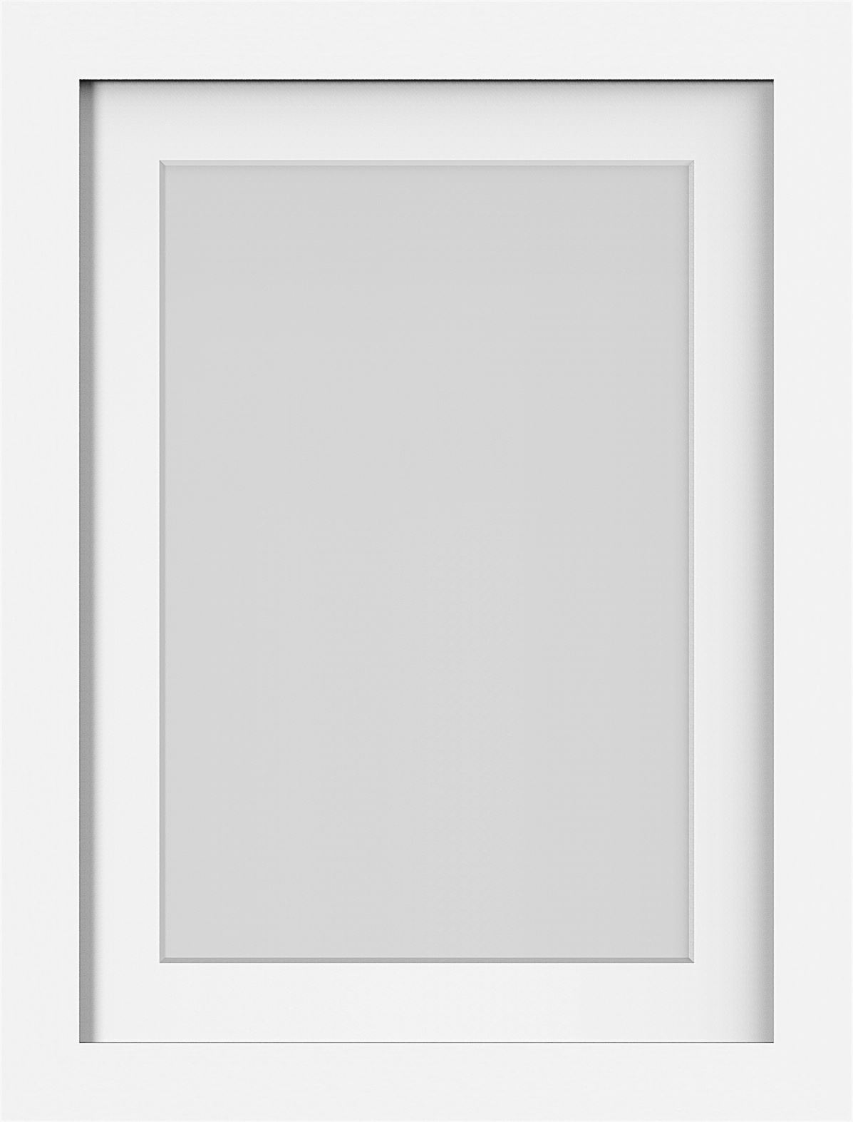 White black oak silver large photo picture frame poster for Large a frame