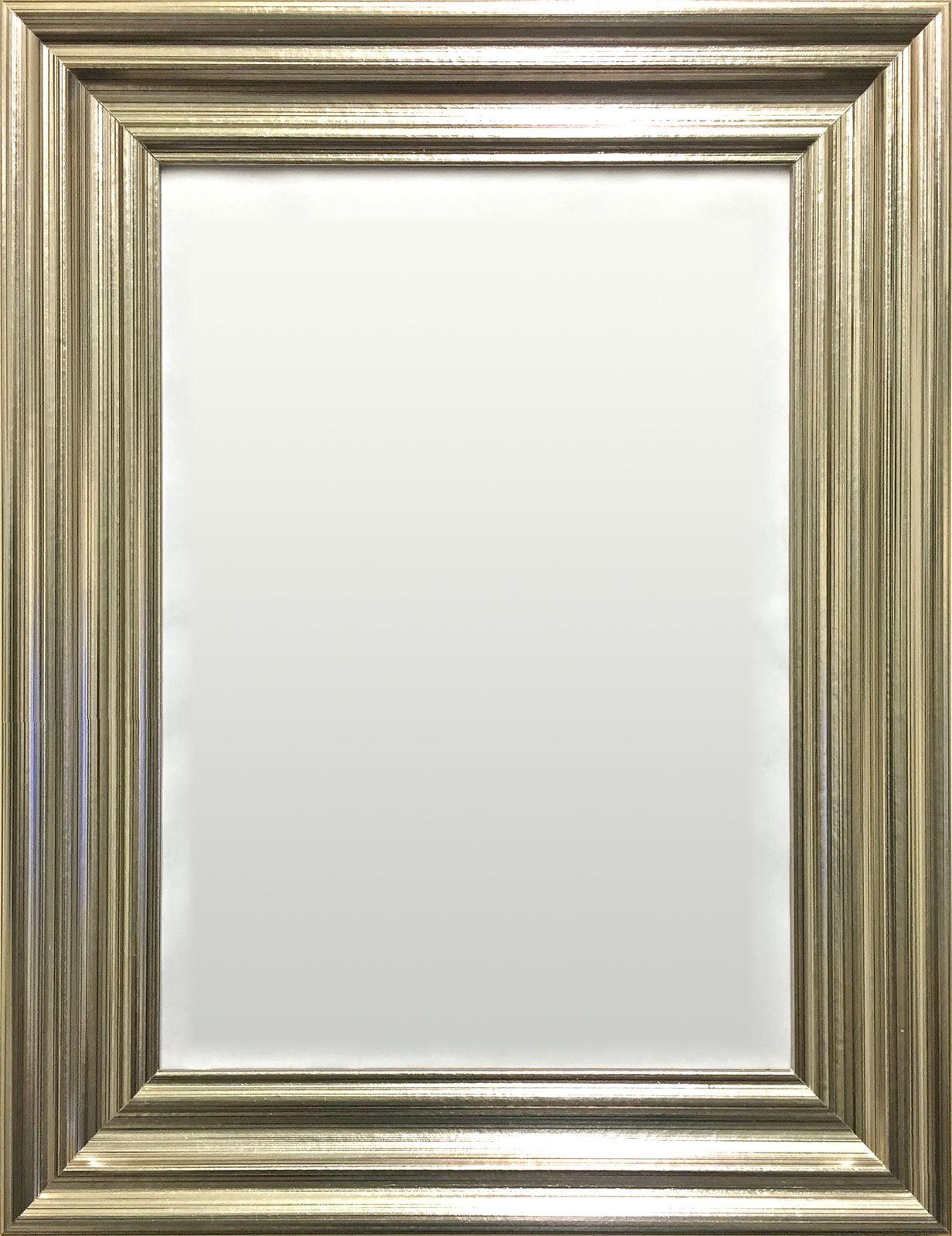 Poster Picture Frame Wide Swept Molding Gloss Finish Black Oak White ...