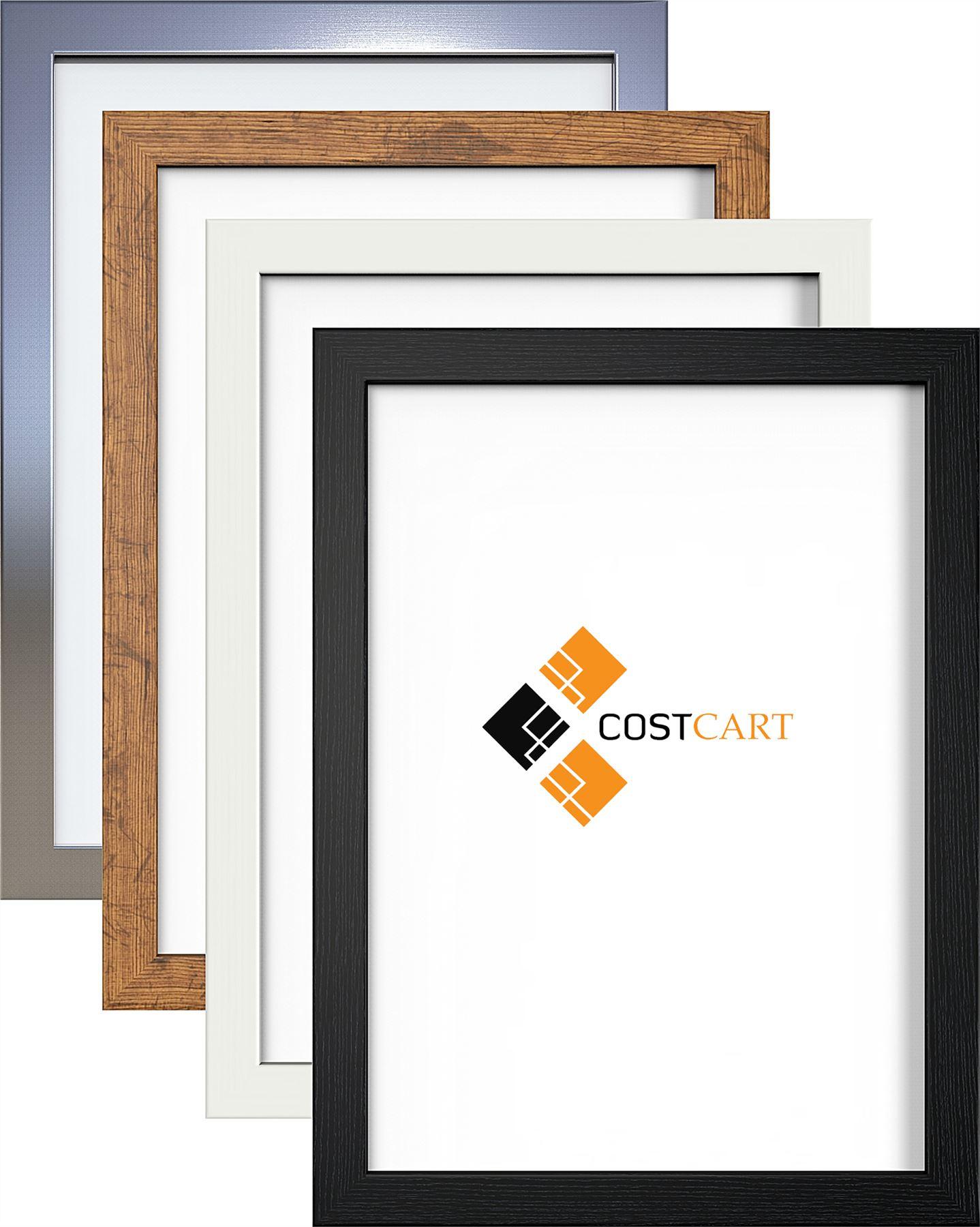poster frame photo frames modern picture frame wood effect. Black Bedroom Furniture Sets. Home Design Ideas