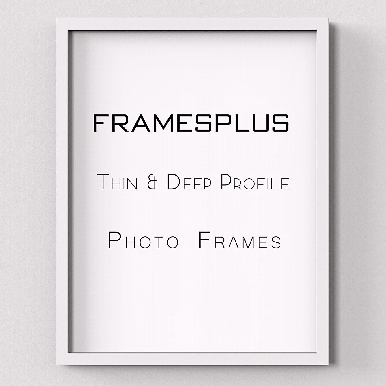 Modern-Sleek-Thin-Deep-Picture-Photo-Poster-frame-A2-A3-A3-A4-36x24 thumbnail 5