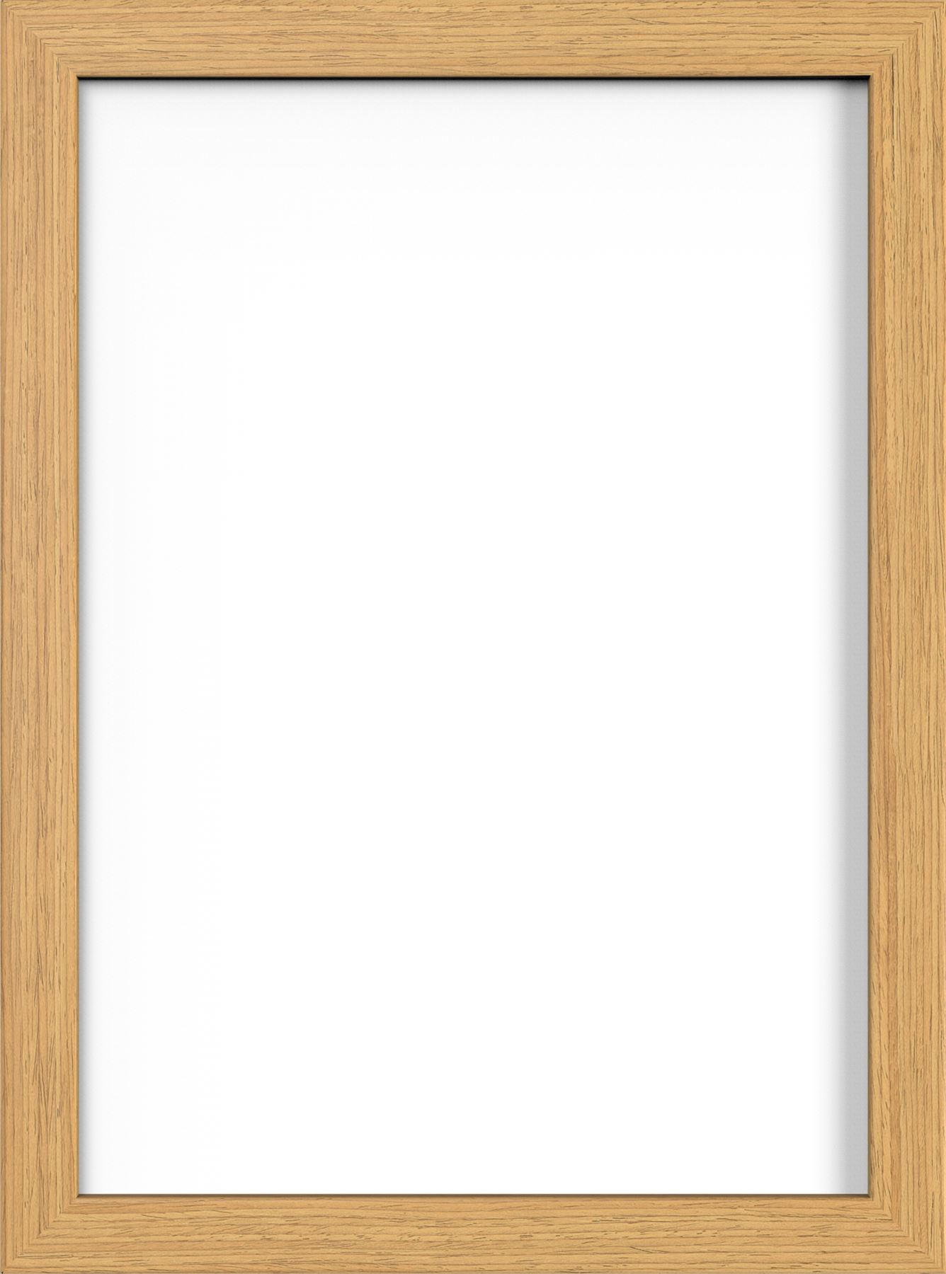 Picture Photo Frame Large Maxi Poster Frames Black White Oak Colour ...