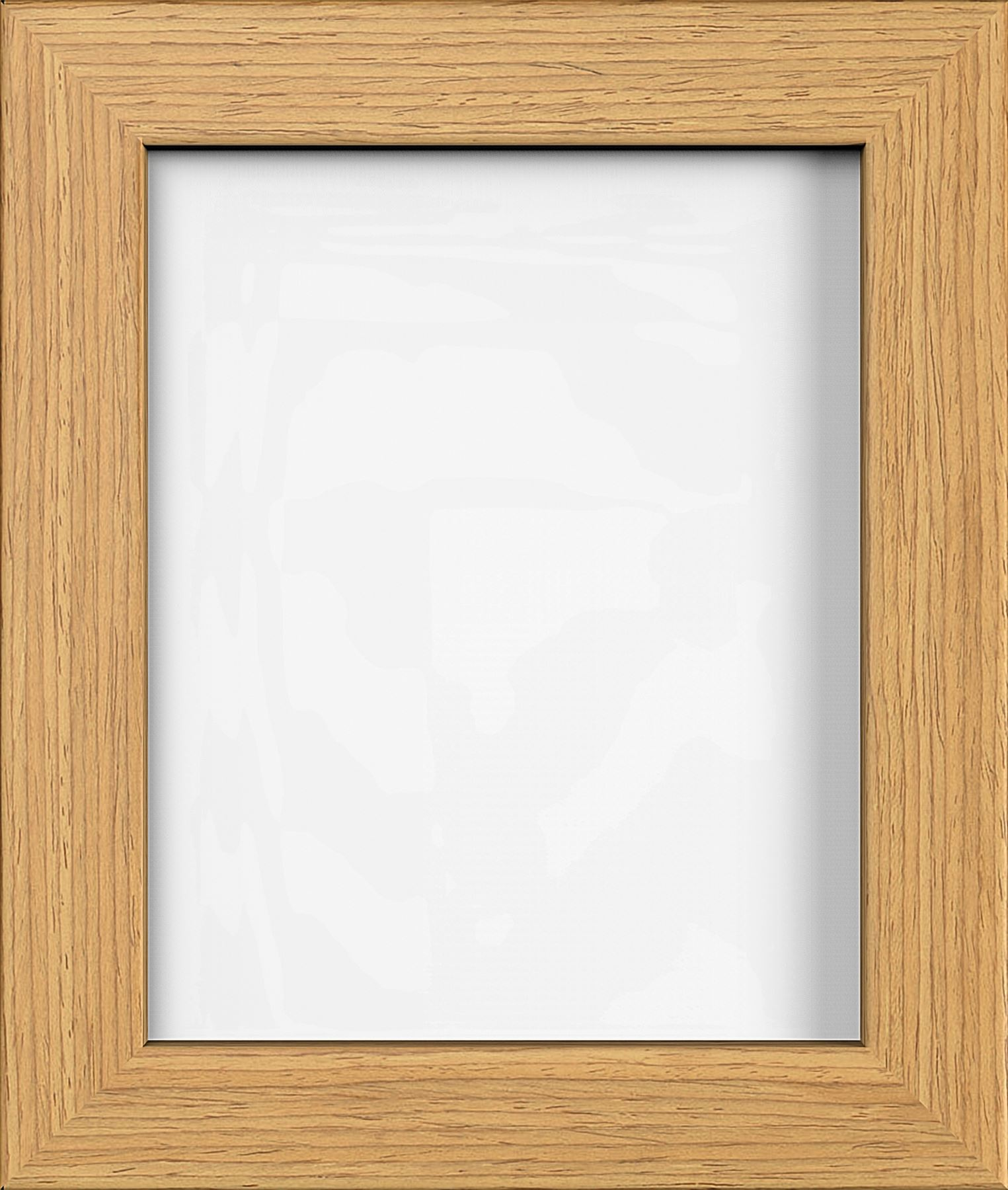 Photo Picture Frames Black White Oak Colour, Modern Range, All Sizes ...