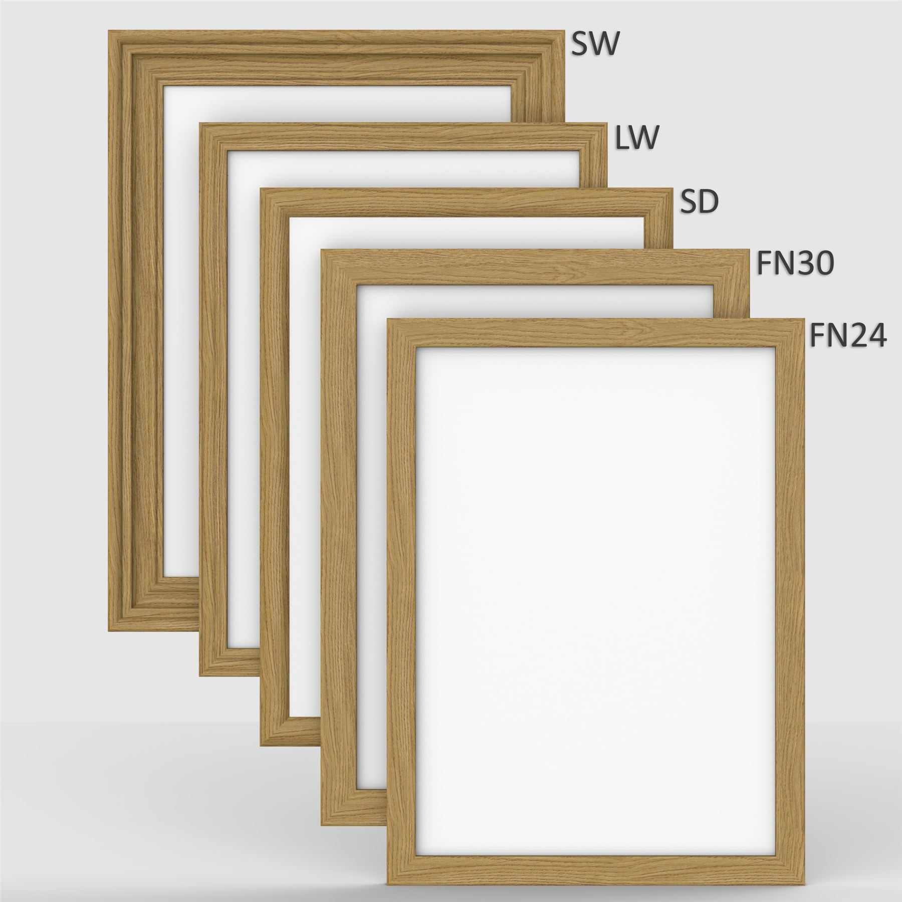 Oak-Frame-Picture-Poster-Frame-in-Popular-Styles-and-All-sizes-A1-A2-A3-A4-A5