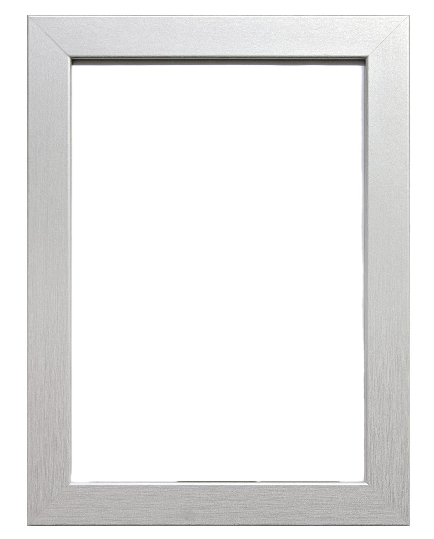 PEWTER CHROME SILVER PICTURE PHOTO POSTER FRAME METALLIC EFFECT ALL ...
