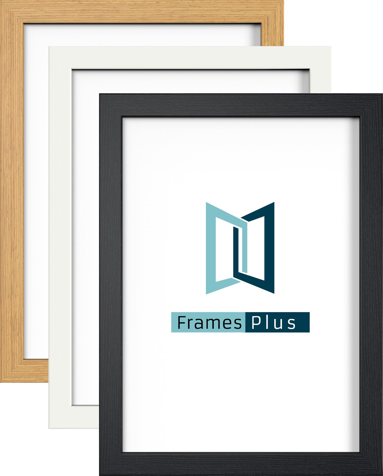 A1 White Photo Picture Poster Frame Premium Quality Modern Style ...
