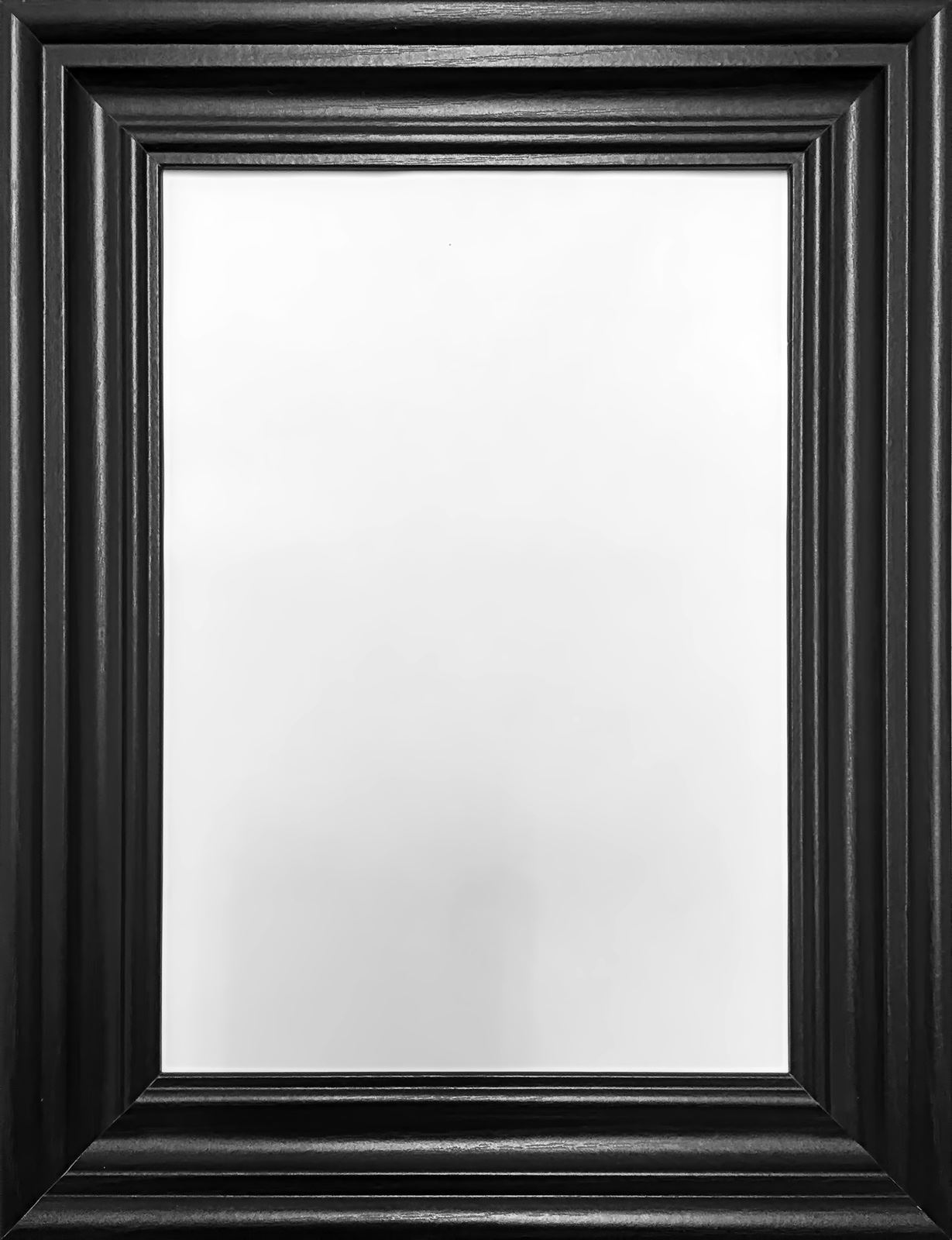 Square Black Frame. Square-size-frame-in-Swept-ornate-Style-Picture ...