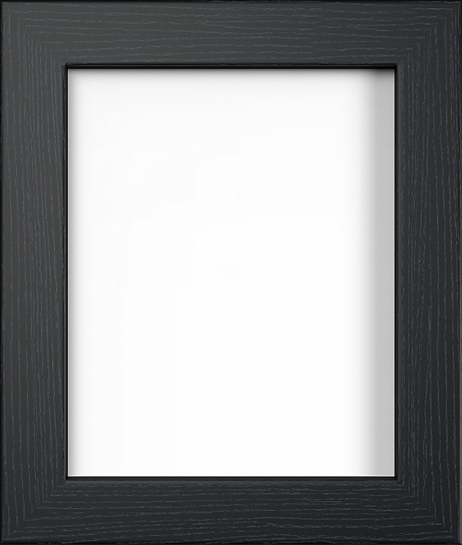 photo picture frames black white oak colour modern