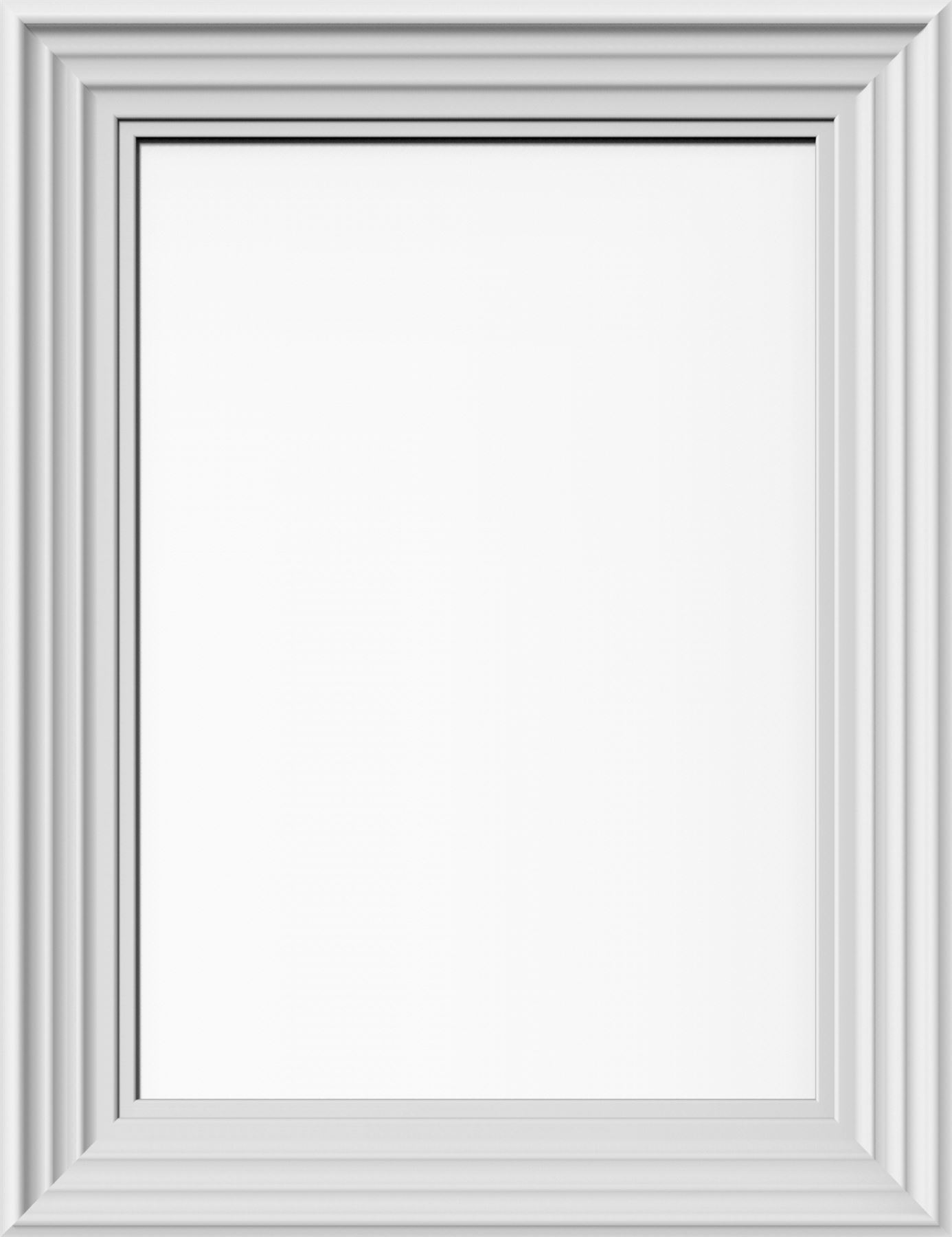 BLACK WHITE OAK PHOTO FRAME PICTURE POSTER FRAMES TRADITIONAL STYLE ...
