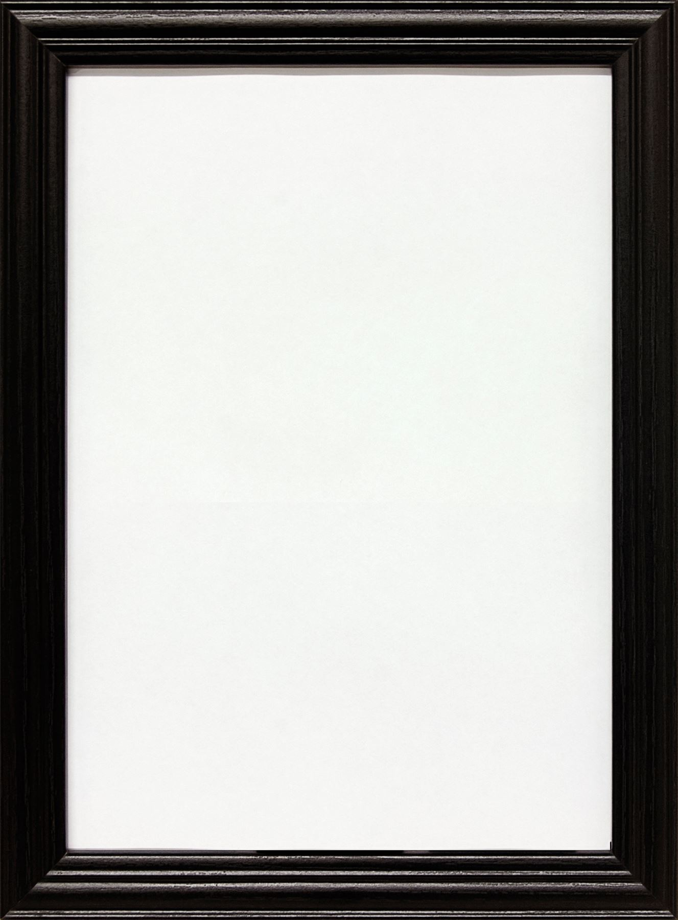 Wood Wooden Picture Photo Frame Thin Moulding Black,white,oak   eBay