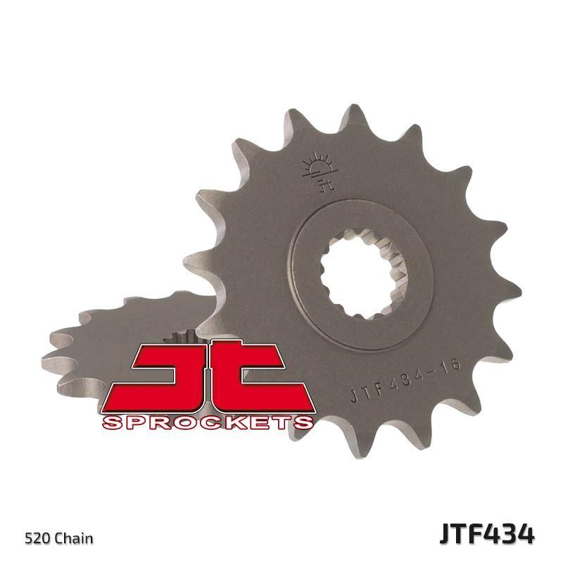 JT Front Sprocket JTF434 16 Teeth fits Suzuki GN400 TT,D,LX 80-82
