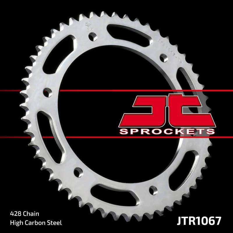 Hyosung GT125 R Supersport 06-14 JT Rear Sprocket JTR1067 52 Teeth