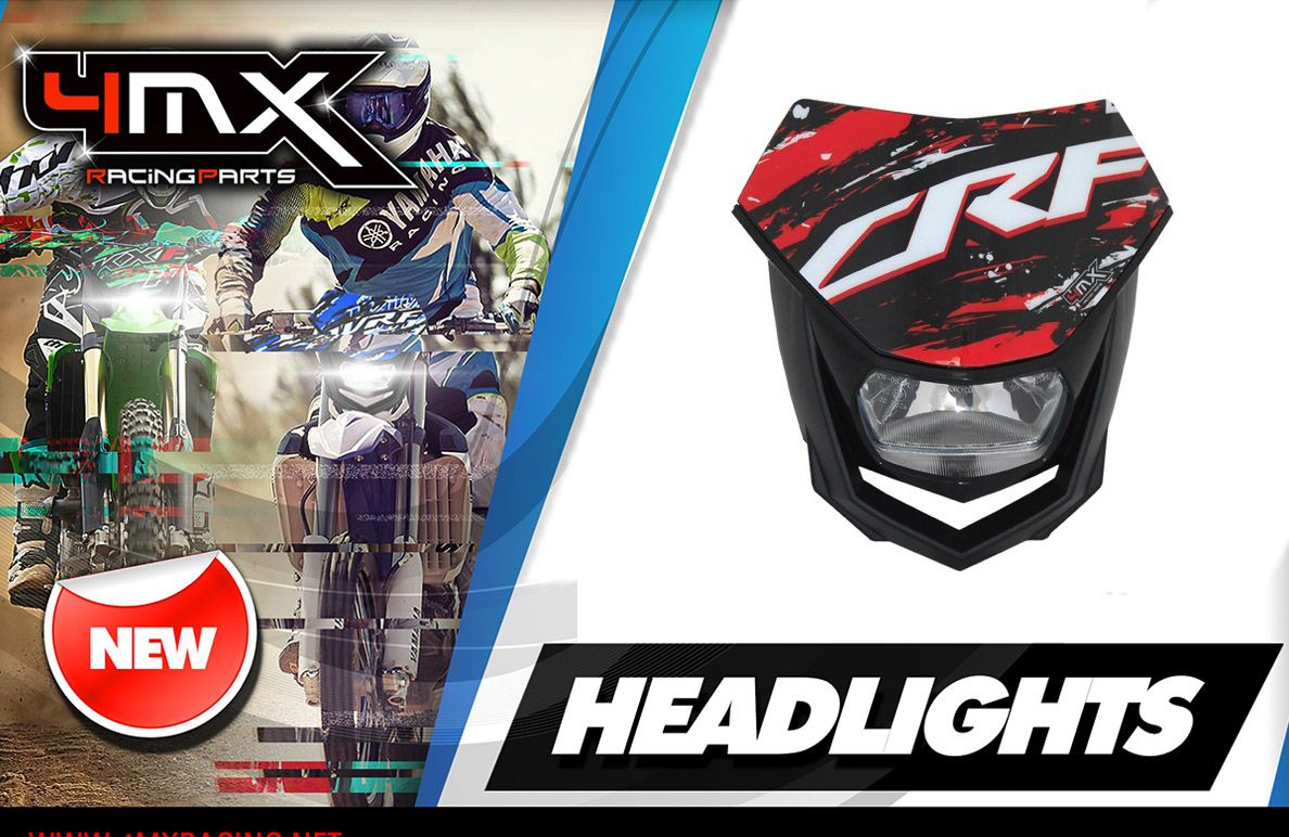 Polisport Halo Headlight Logo Graphics Decal Fits Honda Crf230 L 08 Crf 230 Wiring Diagram Please Check Out Our Store For The Rest Of Goodies Bikes And Quads