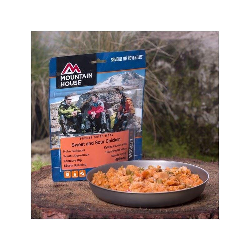 Mountain House European Freeze Dry Range Camping Hiking