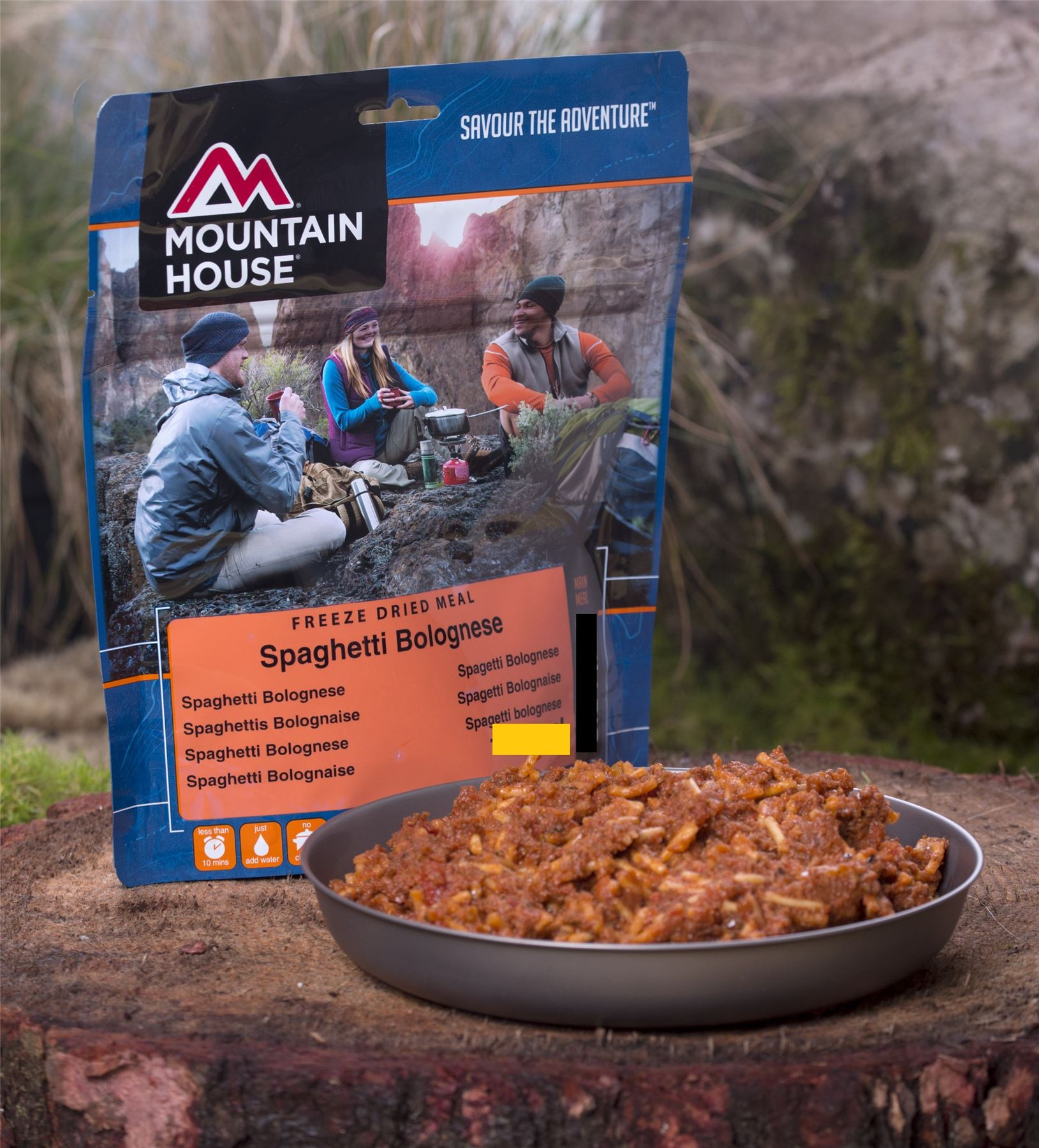 Mountain House European Freeze Dry Range Camping Hiking