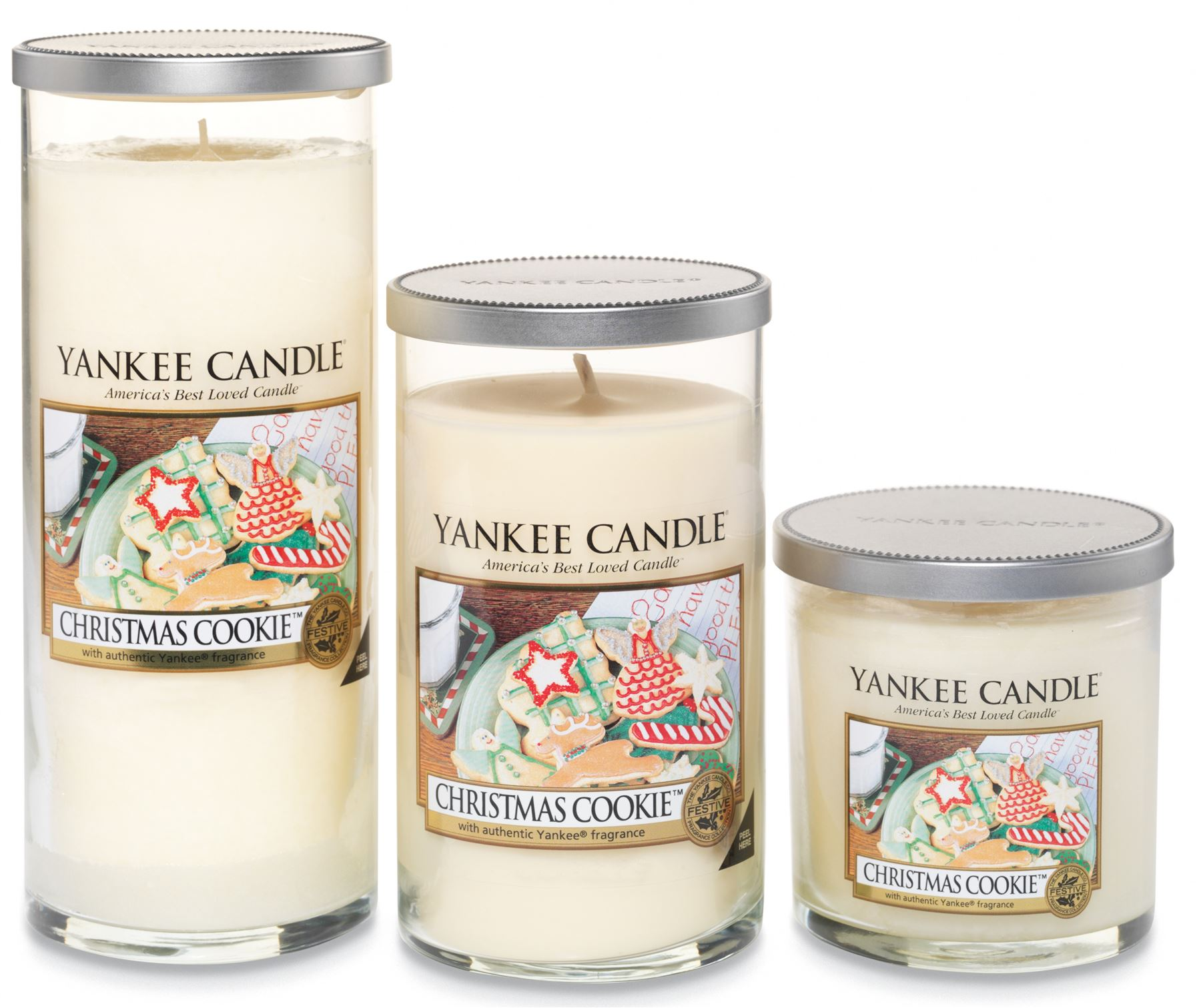 Yankee candle decor pillar fragranced candles choose your for How to scent candles